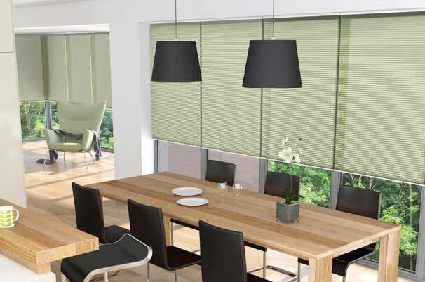 pleated-blinds-office