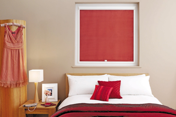 Roller Blinds Bedroom