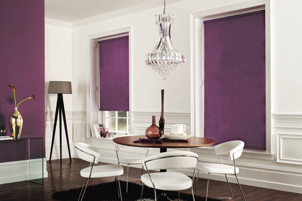 Roller Blinds Dining